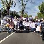 VECINOS DE IXTAPALUCA SE MANIFIESTAN PARA EXIGIR JUSTICIA POR EL ASESINATO DE LA NIÑA RENATA