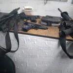 EN IXTAPALUCA DETIENEN A HOMBRES CON ARMAS
