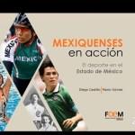 """PRESENTAN EN LIBROS A FONDO """"MEXIQUENSES EN ACCIÓN. EL DEPORTE EN EL ESTADO DE MÉXICO"""""""