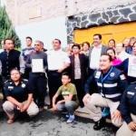 GOBIERNO FEDERAL RECONOCE A POLICÍA DE NEZAHUALCÓYOTL POR SU MODELO DE PROXIMIDAD