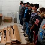 EN ACAMBAY DETIENEN A 2 MUJERES Y 5 HOMBRES CON ARMAS Y DROGA
