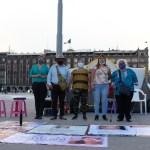 La esperanza de ser escuchadas por el presidente: madres de víctimas de feminicidio