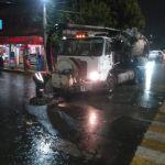 EN CHALCO SE ACTIVA OPERATIVO PARA ATENDER EMERGENCIA POR TORMENTA
