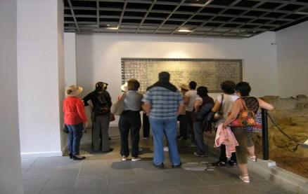 Visita al museo de Nepantla
