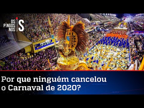 Escolas de samba querem adiar o Carnaval de 2021