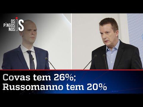 Análise da pesquisa Ibope em São Paulo de 30/10