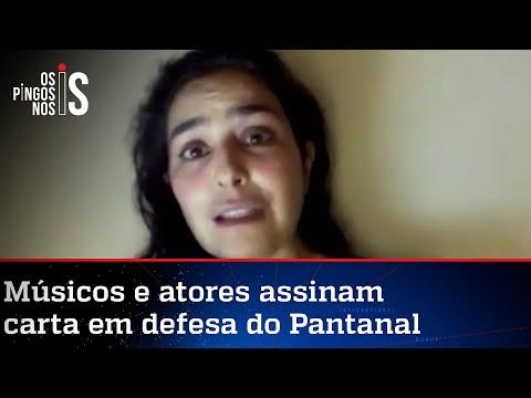 Artistas se unem contra Bolsonaro