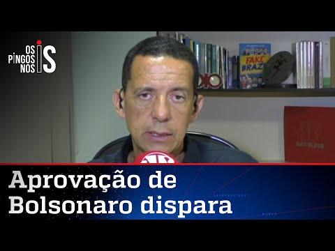 José Maria Trindade: Bolsonaro estava correto na pandemia