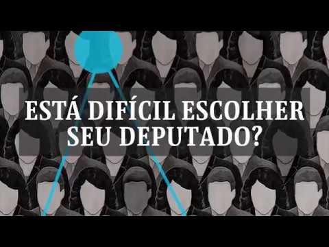 Match Eleitoral Folha – Eleições 2018 – Encontre seu deputado federal por SP