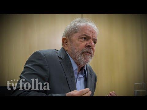 Brasil é governado por um bando de maluco, diz Lula em entrevista