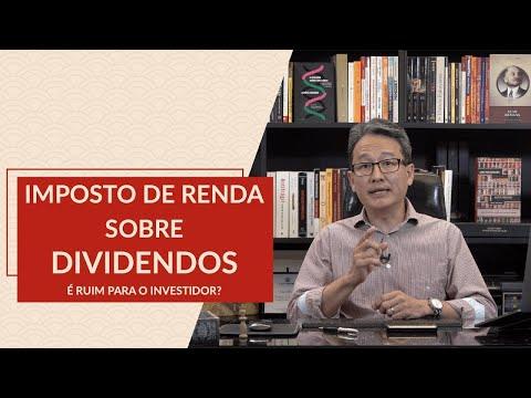 A intenção de cobrar IR sobre Dividendos do governo Bolsonaro prejudica o investidor em ações?