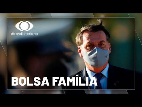 Bolsonaro dá aval para programa social que amplie o Bolsa Família
