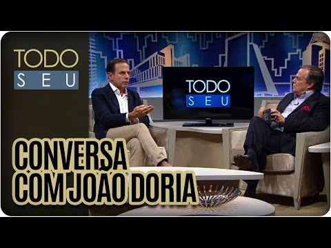 Todo Seu – Conversa com João Doria (16/03/16)