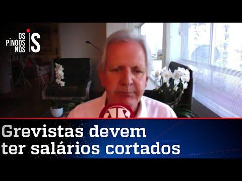 Augusto Nunes: Sindicatos de professores atuam contra a educação