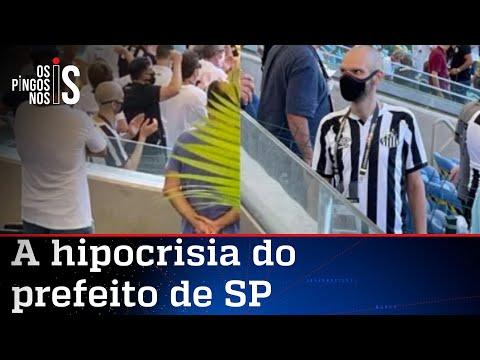 Covas fecha São Paulo e vai ao Maracanã
