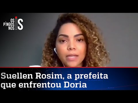 Prefeita de Bauru responde aos ataques de Doria