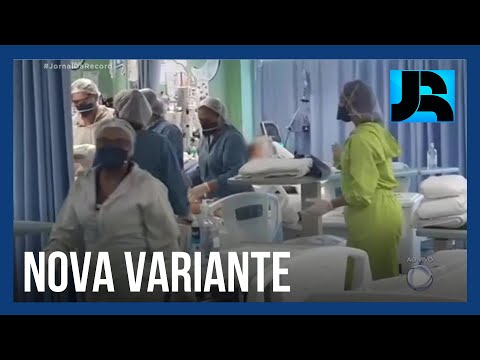 Variante brasileira do coronavírus já aparece no exame de todos os novos pacientes em Manaus