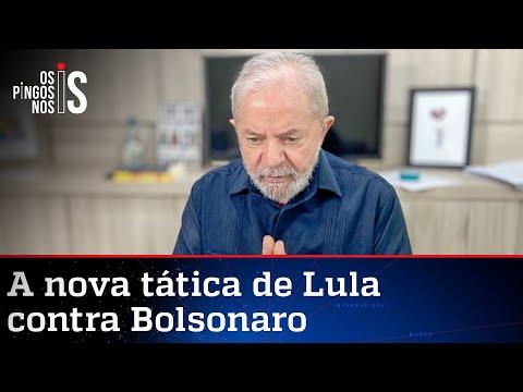Lula faz uso político das mortes na pandemia
