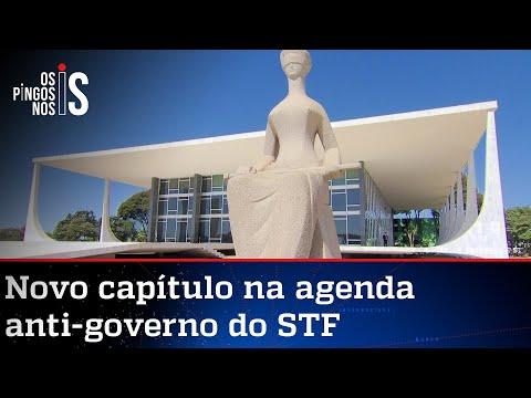 STF envia à PGR queixa-crime de Ciro Gomes contra Bolsonaro