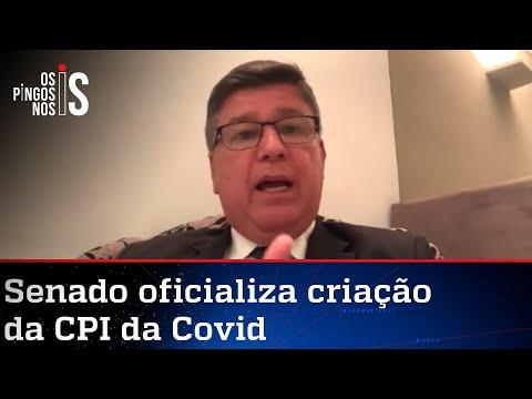 """""""Se o Senado não instalasse a CPI, Barroso ia prender todo mundo?"""", questiona Carlos Viana"""
