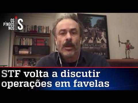 Fiuza: STF criou constrangimento para atuação da polícia