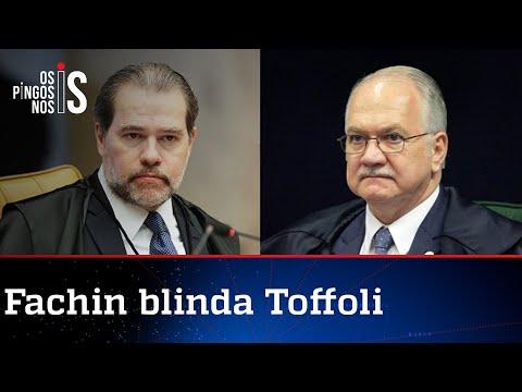 Fachin proíbe PF de investigar Toffoli com base em delação de Cabral