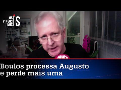 Augusto Nunes: Reafirmo que Guilherme Boulos é gigolô de sem-teto