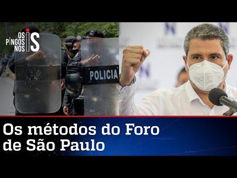 Ditadura apoiada pelo PT prende mais um adversário político