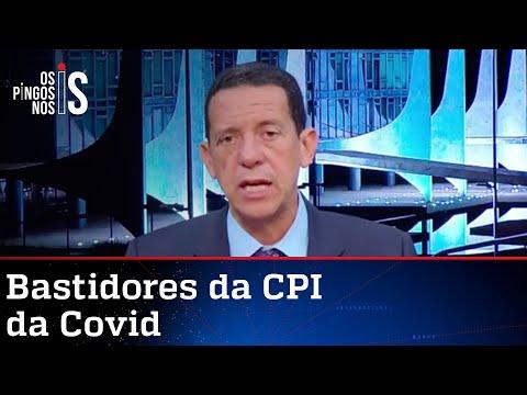 José Maria Trindade: Estratégia agora na CPI é atingir a família de Bolsonaro