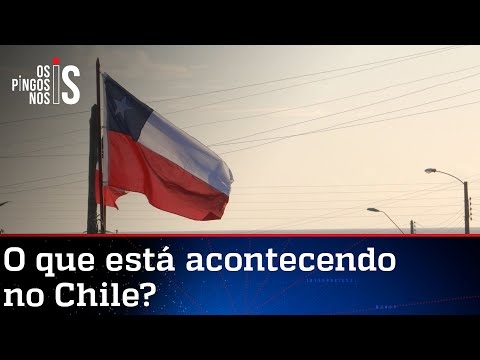 Chile vacina com CoronaVac, vê casos explodirem e decreta lockdown