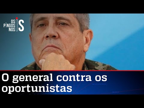 PT e Alexandre Frota se unem para enfrentar Braga Netto