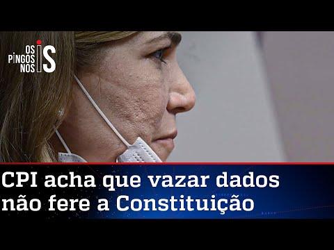 Defendendo Aziz, Senado dá resposta vergonhosa ao STF no caso Mayra Pinheiro