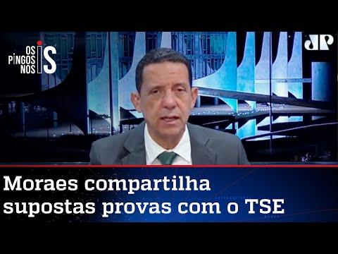 José Maria Trindade: TSE guarda processo para ameaçar Bolsonaro