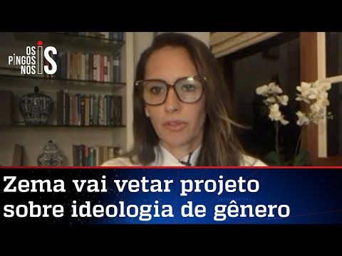 Ana Paula Henkel: Ideologia de gênero é colocada no pacote do politicamente correto