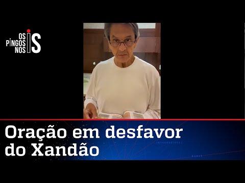 """Moraes cobra explicações de vídeo em que Jefferson """"ora em desfavor do Xandão"""""""