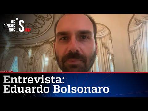 Eduardo afirma que relatório é 'peça de ficção' e acusa Renan de abuso de autoridade