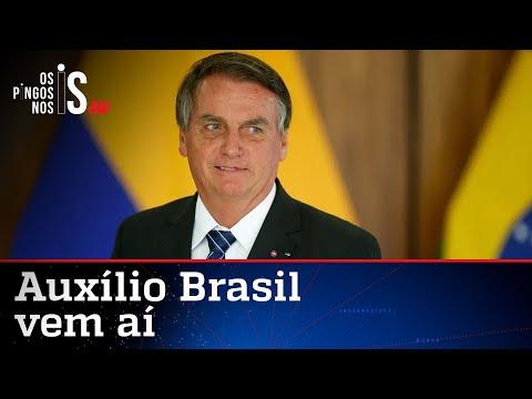 Bolsonaro defende Auxílio Brasil de R$ 400 sem furar o teto, mas tema ainda divide opiniões