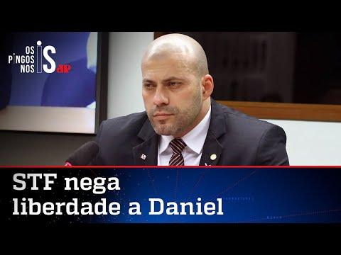 Maioria do STF decide manter a prisão de Daniel Silveira
