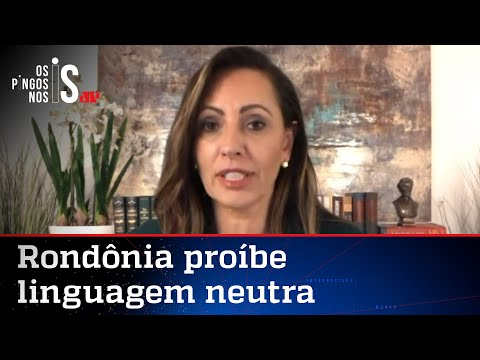 Ana Paula Henkel: Língua portuguesa não pode mudar para atender minoria