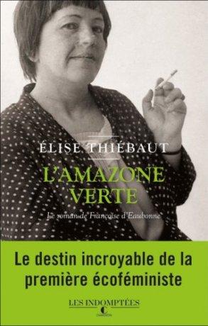 Un portrait de Françoise d'Eaubonne, pionnière de l'écoféministe