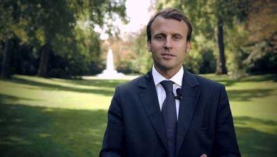 Emmanuel Macron ist ein Mitglied der Bilderberg-Gruppe