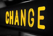 Photo of Mudança é a palavra de ordem