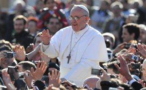 Jorge Mario Bergoglio, o Papa servo e pobre!