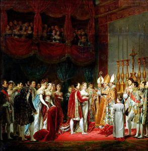 Georges Rouget, Casamento de Napoleão e Maria Luísa (1811)