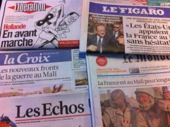 mali.capas dos jornais