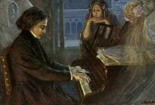 Photo of Chopin, o génio