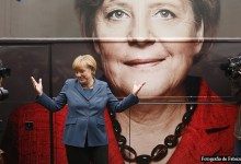 Photo of Angela Merkel: chanceler alemã ou europeia?