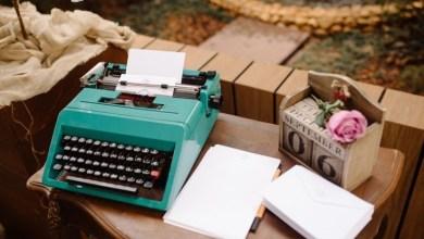 Photo of Escrever sem encravar