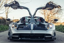 Photo of Huayra BC: a fera da estrada