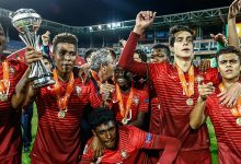 Photo of Portugal é Campeão Europeu de Sub-17